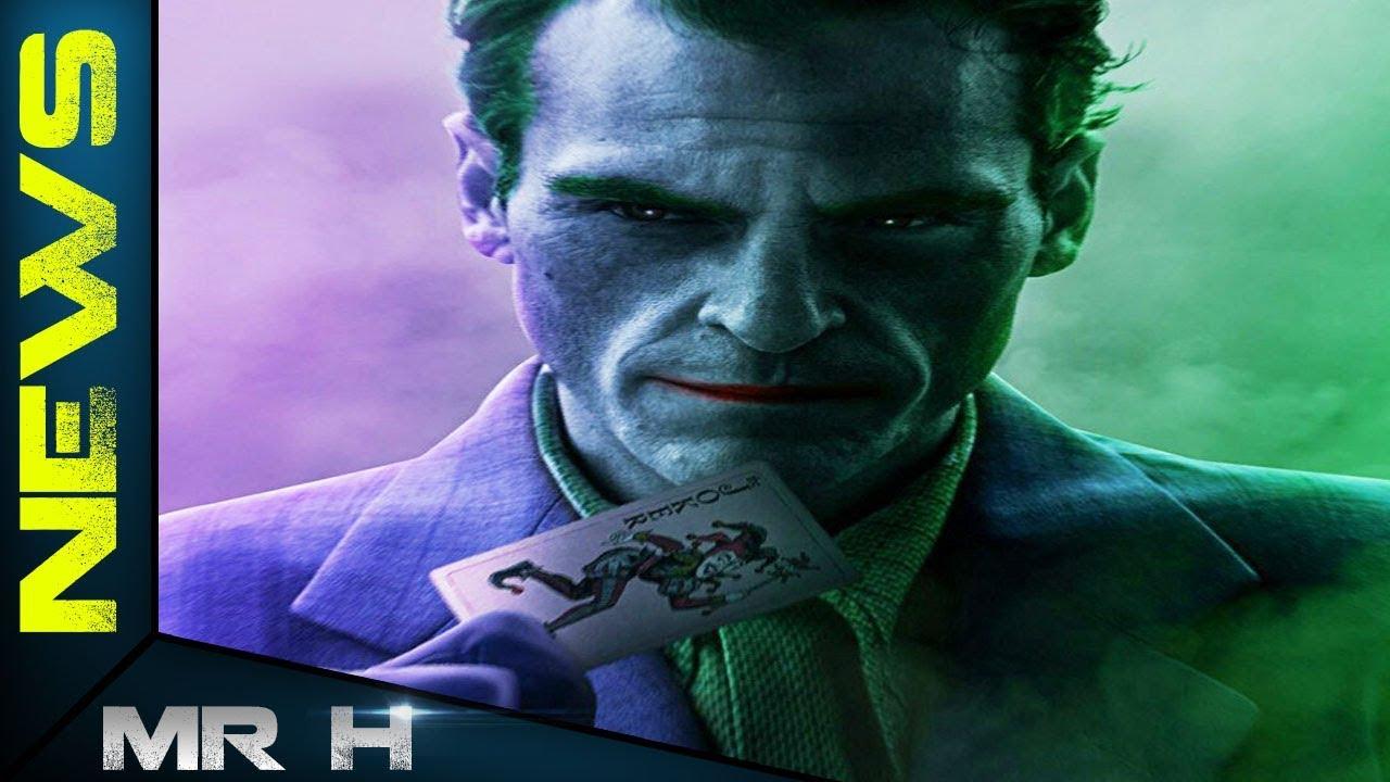 Joaquin Phoenix's Joker Unveiled in First-Look Photo