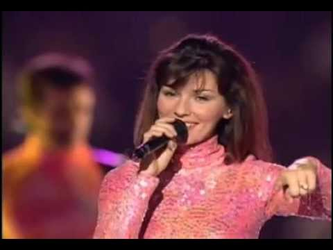 Any Man Of Mine-Shania Twain-The Specials DVD Come On Over