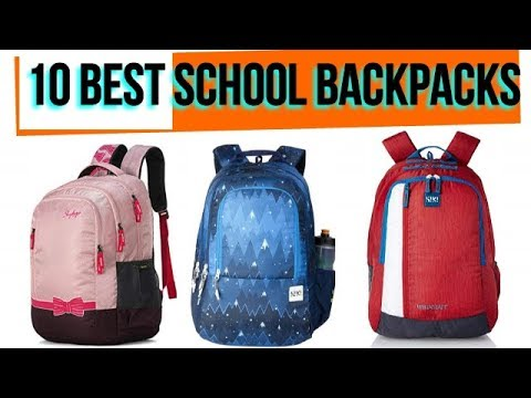 7b91212c5445 10 Best School Backpak in India with Price - YouTube