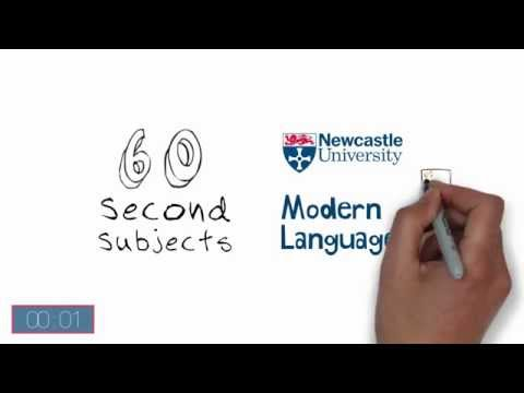 Modern Language Degrees at Newcastle University - 60 Second Subject Guide