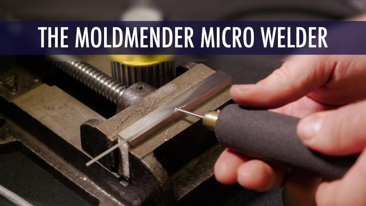 micro welding process [ 1280 x 720 Pixel ]