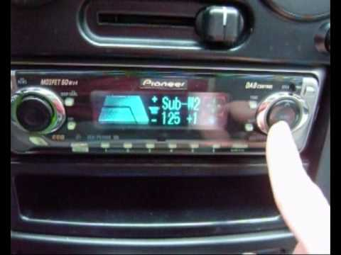 Pioneer Car Stereo Manuals Deh P6400 - Wiring Library •