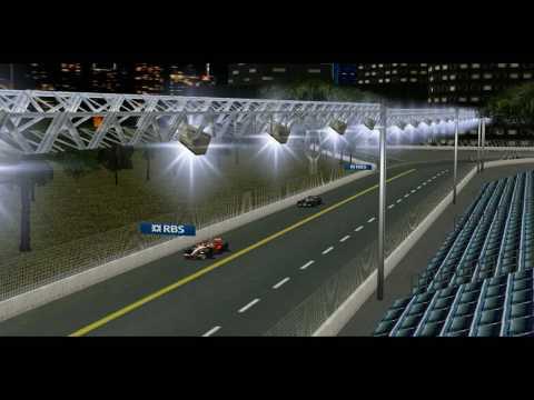 F1 Onlineracers gp singapur HD