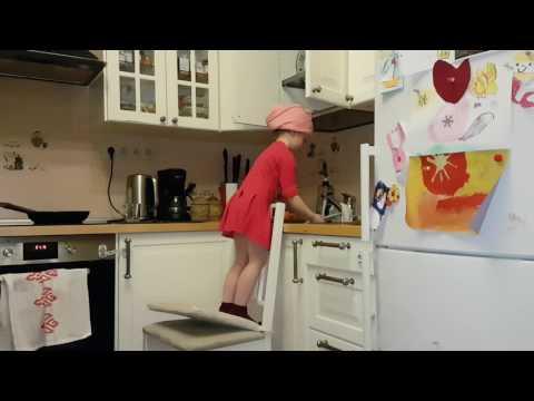 Я люблю мыть посуду