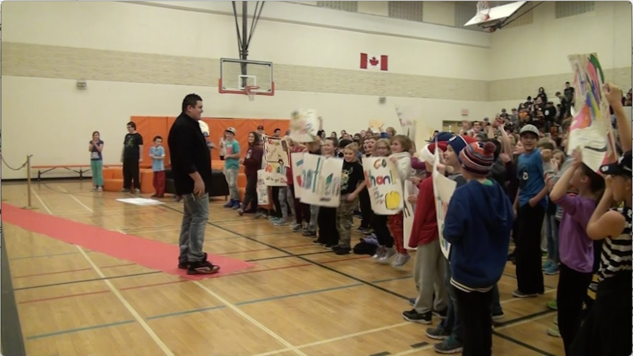 Jonathan Giovannoni Wins Chopped Canada Junior