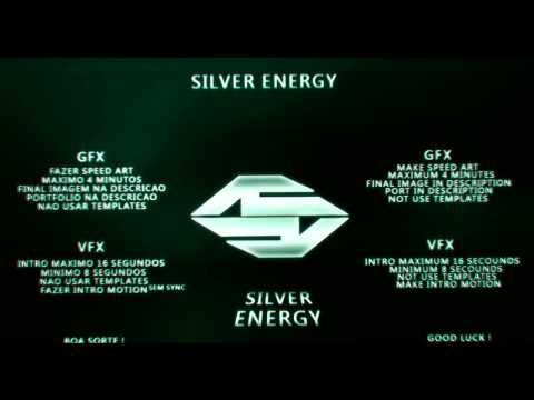 """Recruitment Challenge """"SILVER-ENERGY"""" Rules in video"""