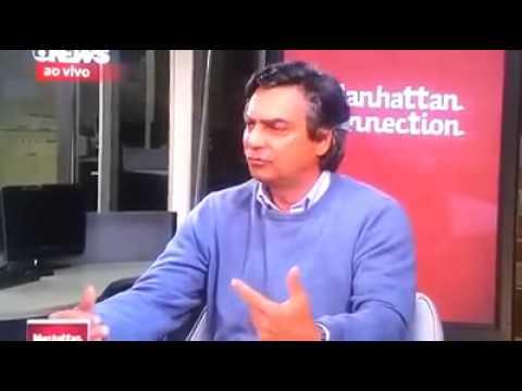 Preconceito Contra Nordestinos Na Globo News - Diogo Mainardi #Ladeira25