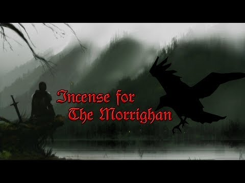 Incense for The Morrighan