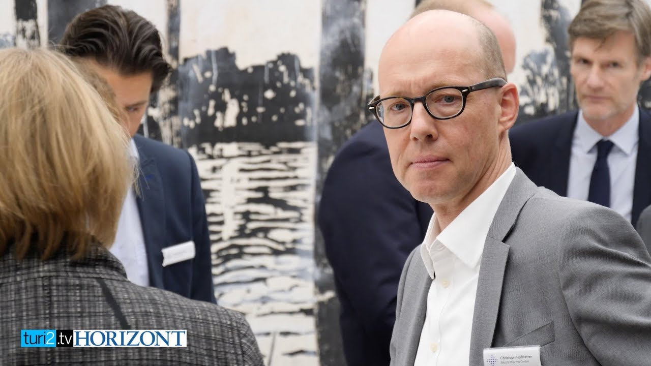 Salus-Pharma-Chef Christoph Hofstetter kommuniziert digital direkt in die Apotheke