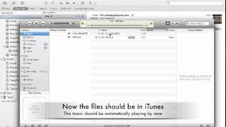 How to burn Audio CD from MP3 Files on a Mac