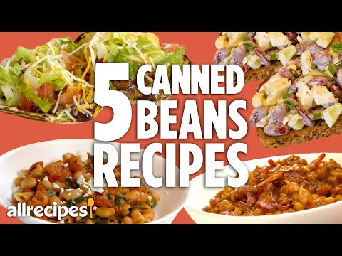 5 Фасоль Рецепты с консервированными | Рецепт Сборники | Allrecipes.com