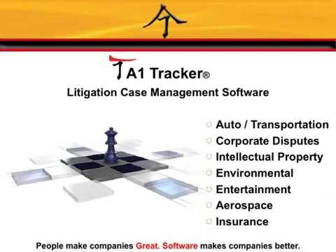Litigation Software | Legal Case Management Software