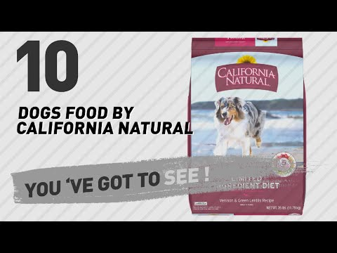 Dogs Food By California Natural // Top 10 Most Popular
