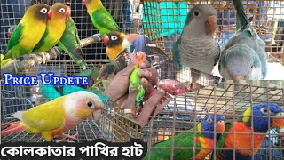 Galiff Street Pet Market Visit On 10/01/21 & Prices Of Different Types Of Exotic Birds