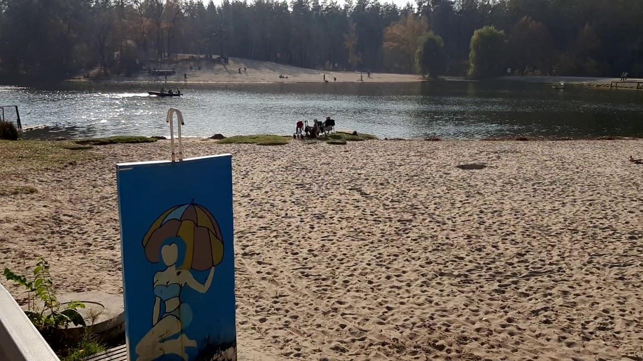 2019.10.19 Пляж в Пуще-Водице