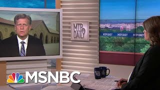 McFaul: Absolutely Shocking If Intel Officials Are Holding Back Info From Trump | MTP Daily | MSNBC