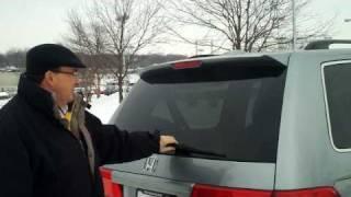 Certified Used 2008 Honda Odyssey EX-L for sale at Honda Cars of Bellevue...an Omaha Honda Dealer!