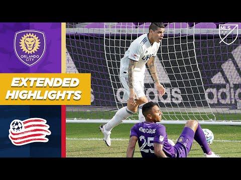 Orlando City New England Goals And Highlights