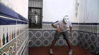 Ukf Dubstep dance - August