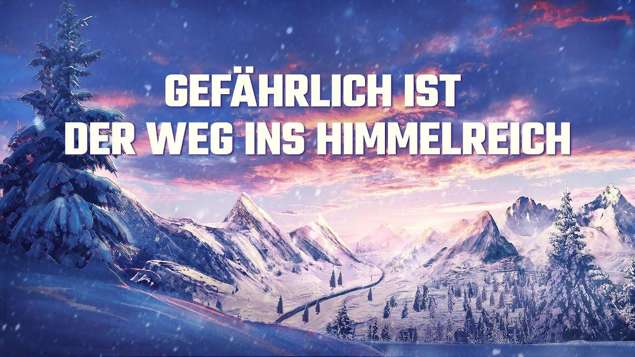 """Christlicher Film Trailer """"Gefährlich ist der Weg ins Himmelreich"""" - Gott ist meine Kraft"""