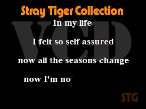 KARAOKE-GINO VANELLI-LIVING INSIDE MYSELF