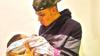 WE HAD A BABY!!!!!!