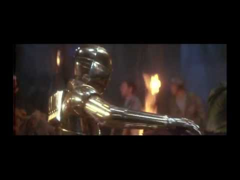 Original Ewok Celebration Ending Scene - Star Wars, Episode VI: Return of the Jedi