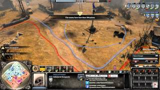 Company of Heroes 2 - Noise of Carpet vs. Dave