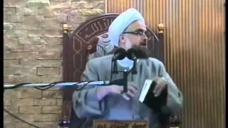 الشيخ ياسر عودة يسخر ممن يلعن الصحابة - لماذا لا يجوز اللعن shekh yaser awdeh