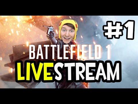 Live With MrRepzion On Battlefield 1