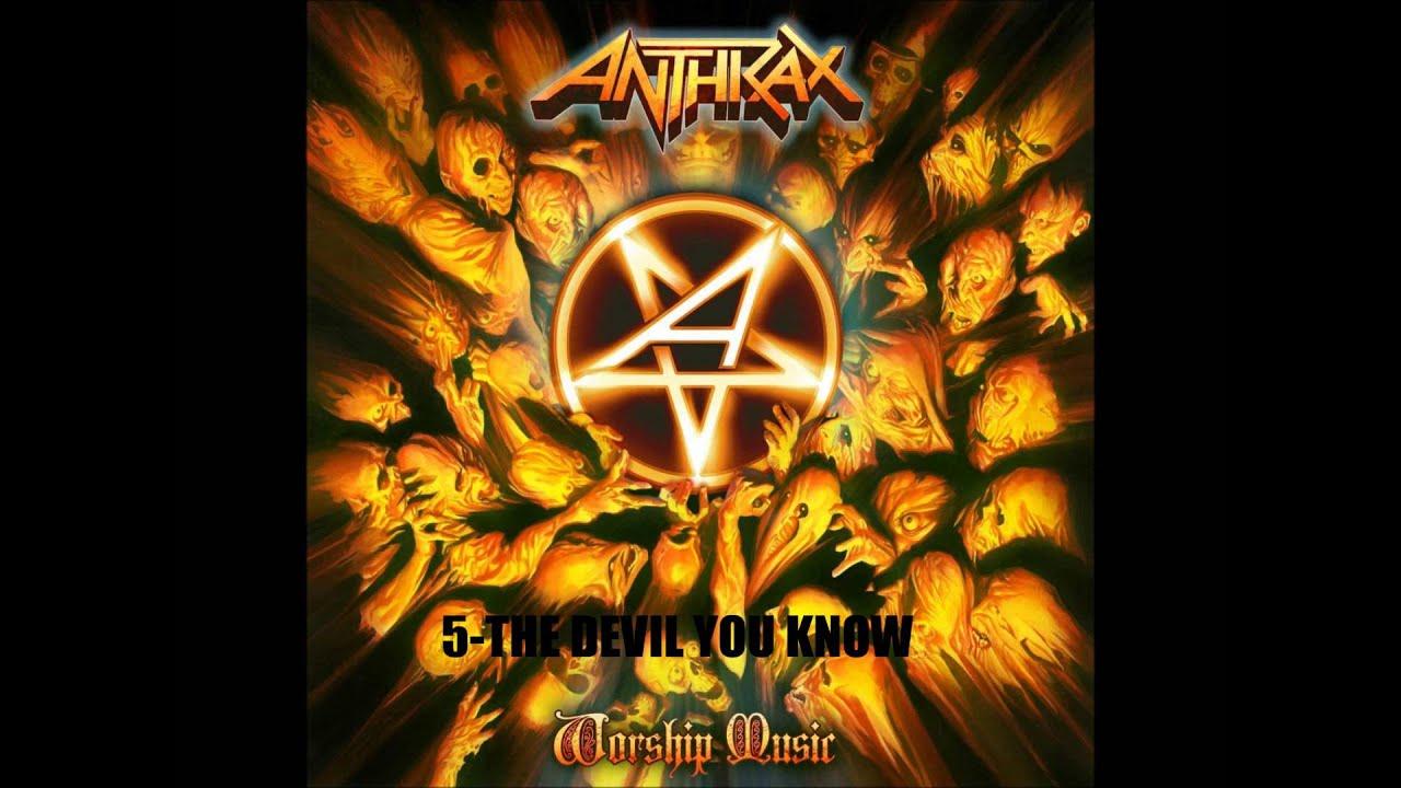 musicas do anthax