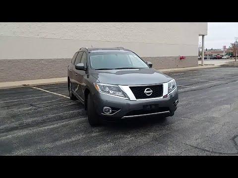 2015 Nissan Pathfinder Niles, Skokie, Chicago, Evanston, Park Ridge, IL SP10719