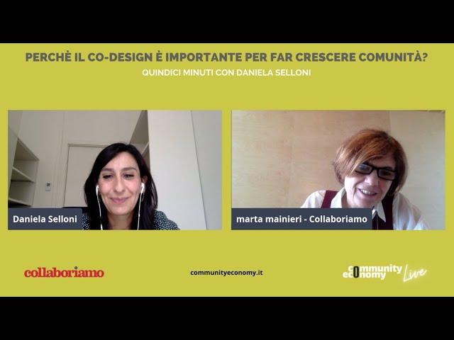 Ep.19 | Daniela Selloni | Service Designer Polimi