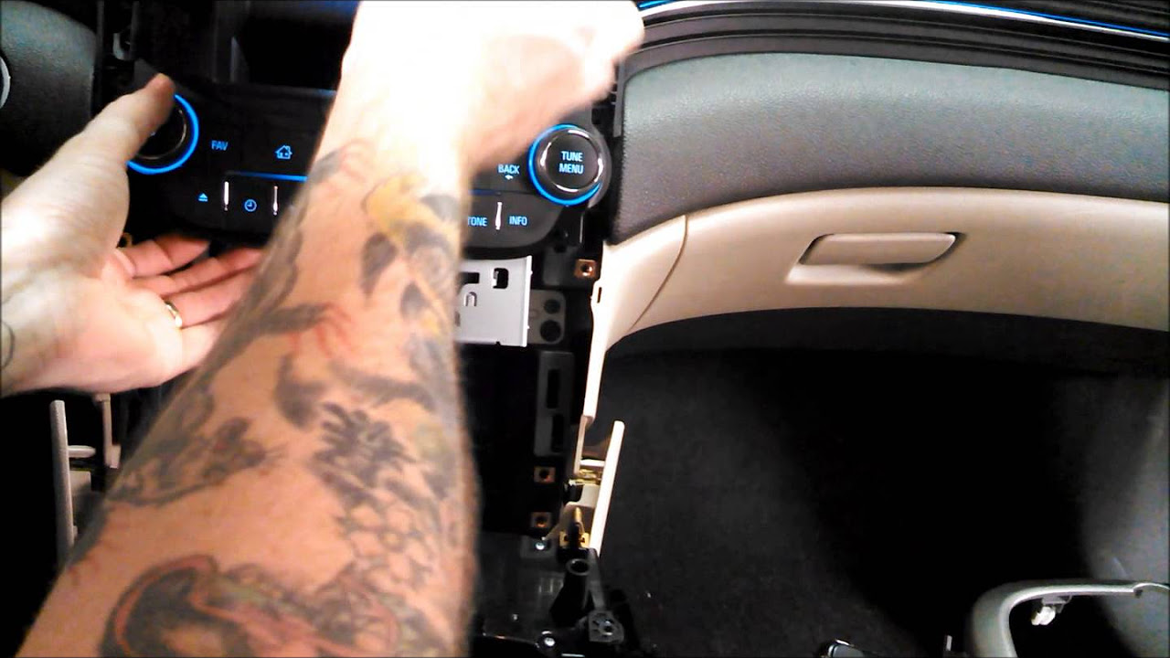 How to add Factory GM Navigation to a 2013-2014 Chevrolet