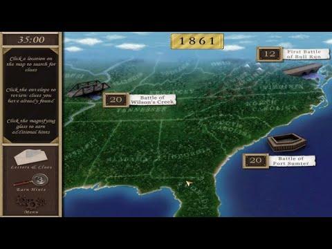 Hidden Mysteries Civil War Chapter 1 1861 No Commentary |