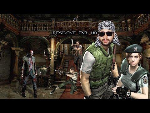 Resident Evil 1 HD Remaster - gameplay Español