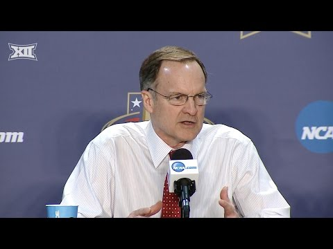 Lon Kruger Reflects on Oklahoma's Outstanding Seniors