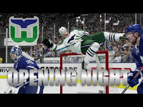 Hartford Whalers (Florida Panthers) Relocation Franchise  - EP12 | NHL 17 (Xbox One) Season Opener