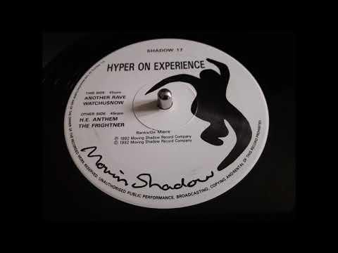 Hyper On Experience - H.E. Anthem