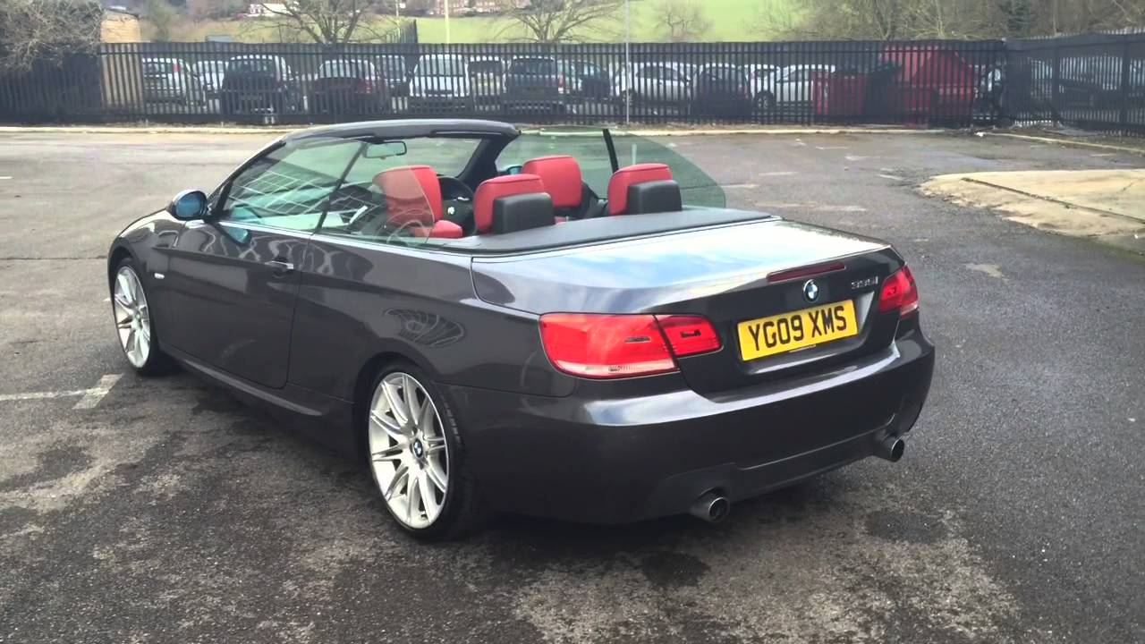 BMW 335i Convertible M Sport  YouTube