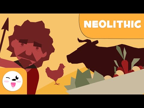 Neolithic Times - 5 Things You Should Know - History For Kids