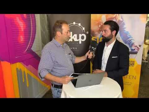 Dejan Stojanovic | Gründer der Fuckup Nights Vienna | lanmedia Business Talk