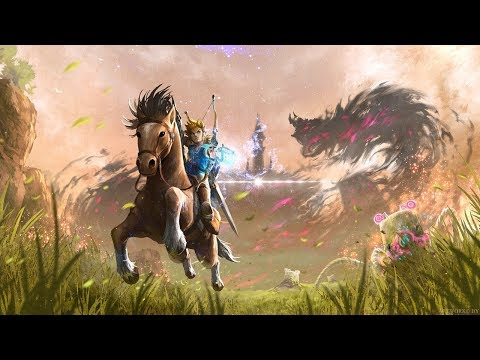 GANON I'M PULLIN' UP!! | The Legend of Zelda: Breath of the Wild Livestream