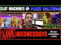 *LIVE* Casino Slot Play ✦RECORDED LIVE Animal Themed Slots Pokies✦ Planet Hollywood, Las Vegas