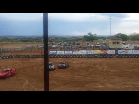2017 search & rescue demolition derby rescue demolition derby heat 1 part 2