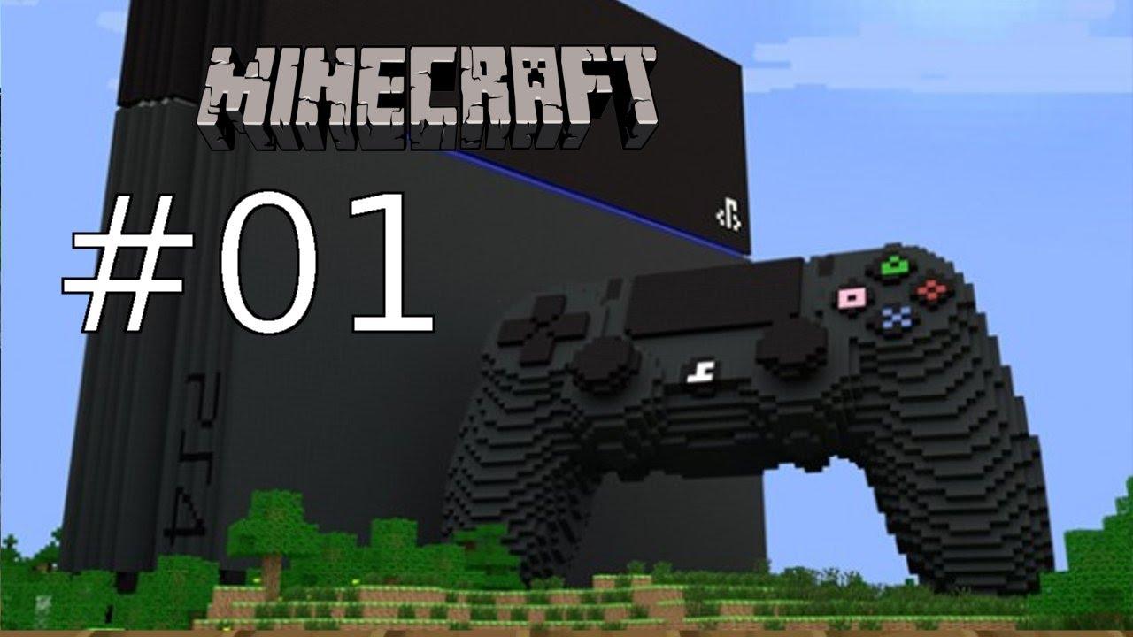 Minecraft PS Was Haben Wir Den Hier Deutsch Lets Play - Minecraft hier spielen