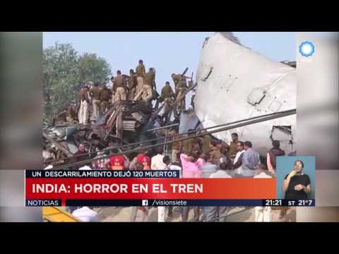 TV Pública Noticias - India: horror en el tren