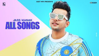 Jass Manak (Audio Jukebox) Jass Manak All Songs | Latest Punjabi Songs 2020 | Geet MP3