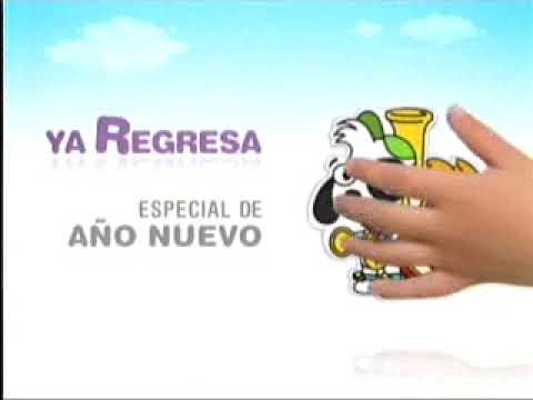 Bumper Ya Regresa Especial De Ano Nuevo Discovery Kids Argentina