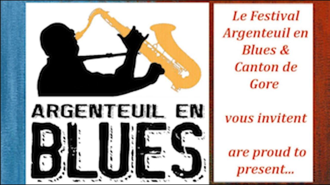 Les couleurs d'Argenteuil en Blues